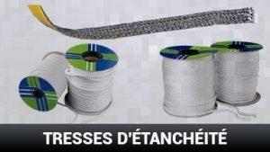 Tresses d'étanchéité pour poêle à granulé Granuleshop