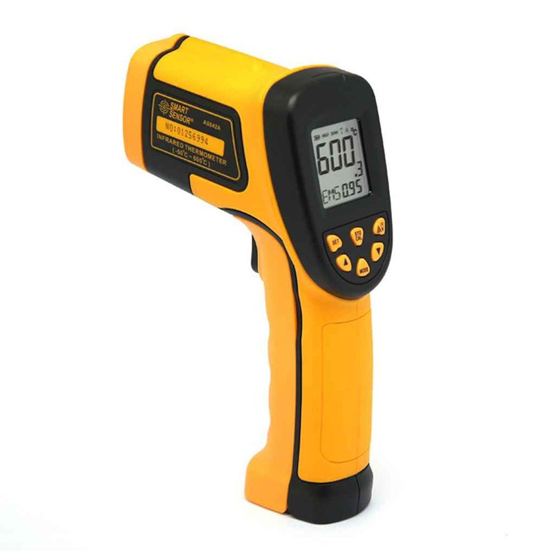Thermometre carre 0 a 120 C