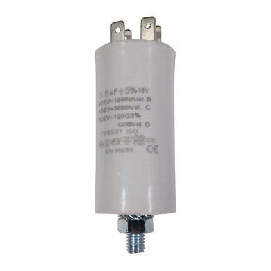 Condensateur standard permanent 3,15 µF