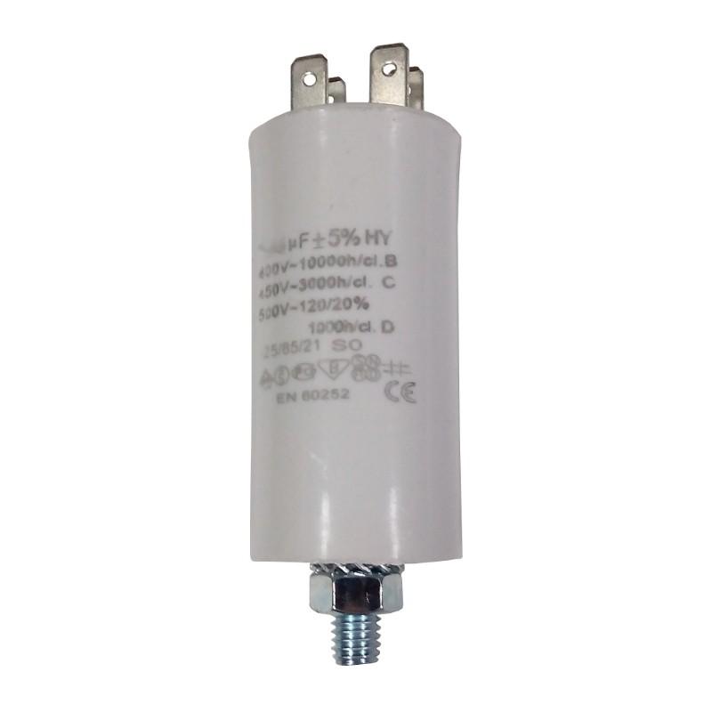 Condensateur standard permanent 4 µF