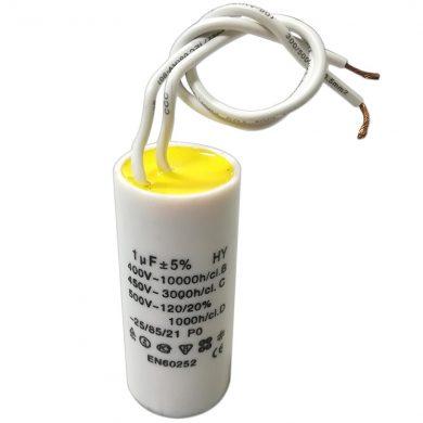 Condensateur standard permanent 1 µF