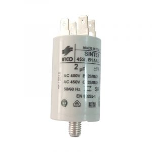 Condensateur standard permanent 2 µF