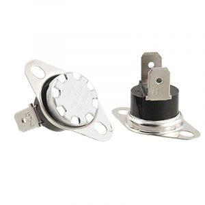 Thermostat bimétallique à bride 90°C