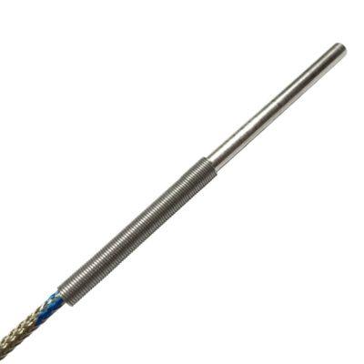 Thermocouple TCJ avec câble TTS bulbe 50mm