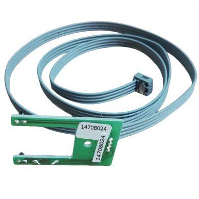 Capteur de débit (débitmètre) avec câble