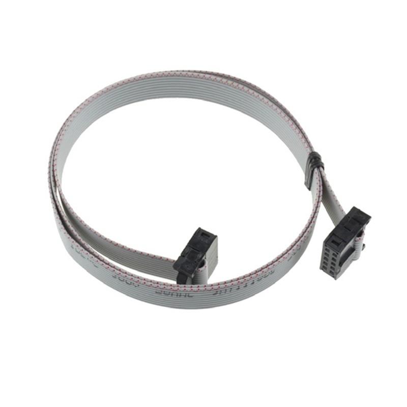 Câble plat connecteur 10 contacts