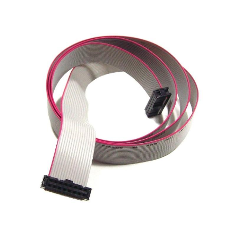 Câble plat connecteur 16 contacts 1000mm