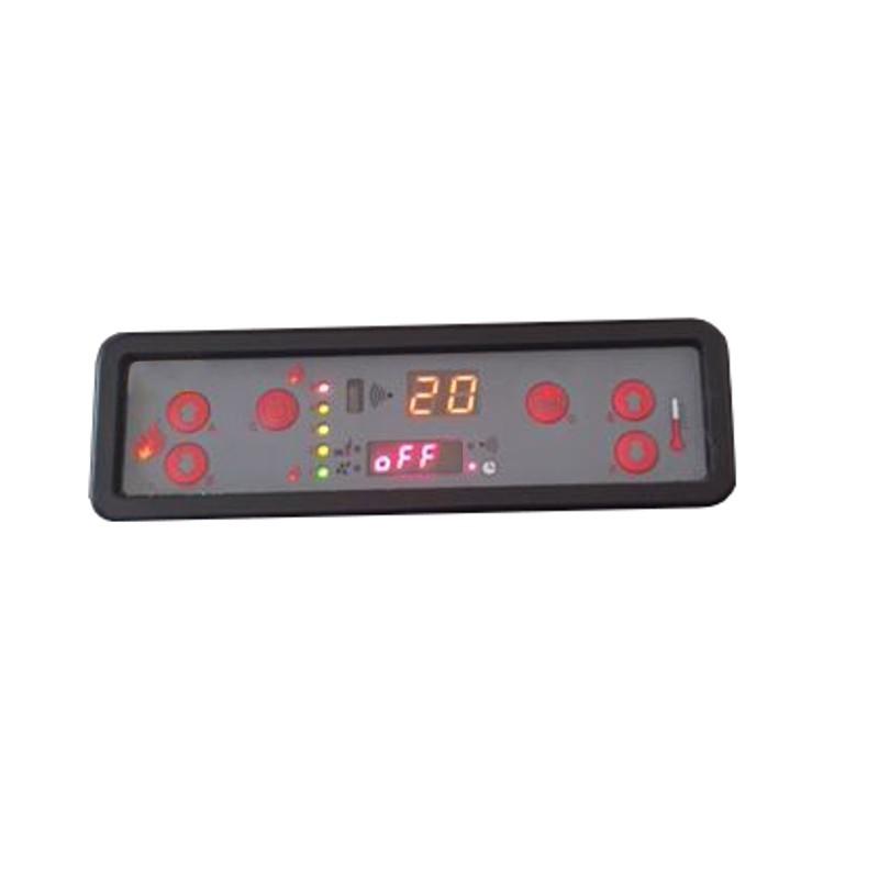 Clavier écran LED PD047-B01 MICRONOVA 6 touches