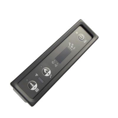 Clavier écran LED PN005-A01 MICRONOVA 3 touches