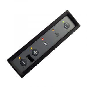 Console d'urgence PL026-A01 MICRONOVA 3 touches