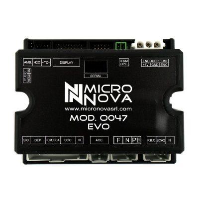 Carte de contrôle PO047-C02 MICRONOVA
