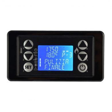Clavier écran LCD PQ007 MICRONOVA 6 touches