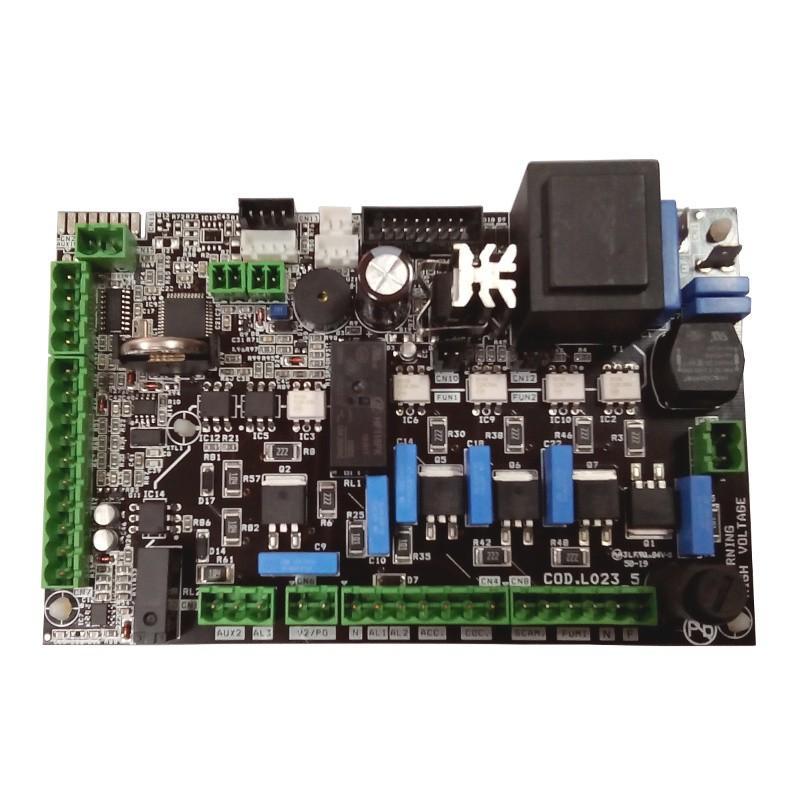 Carte de contrôle PL023-5 MICRONOVA