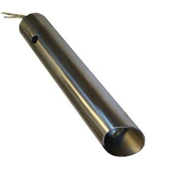 Bougie avec tube porte résistance 350W 130mm