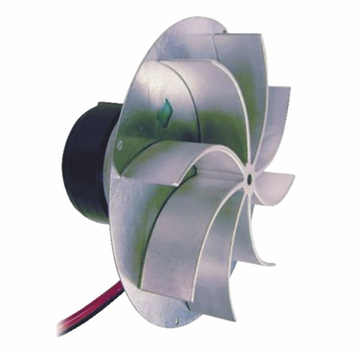 Extracteur VFC2G moteur ECOFIT 2RECA3 roue alu 40mm
