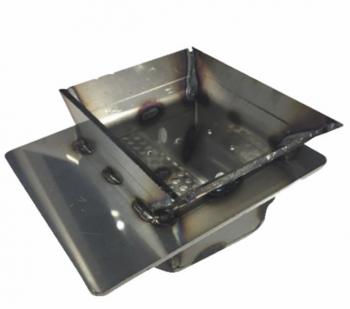 Creuset acier 84,7x104,7mm