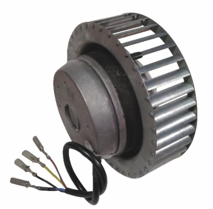 Ventilateur centrifuge MES