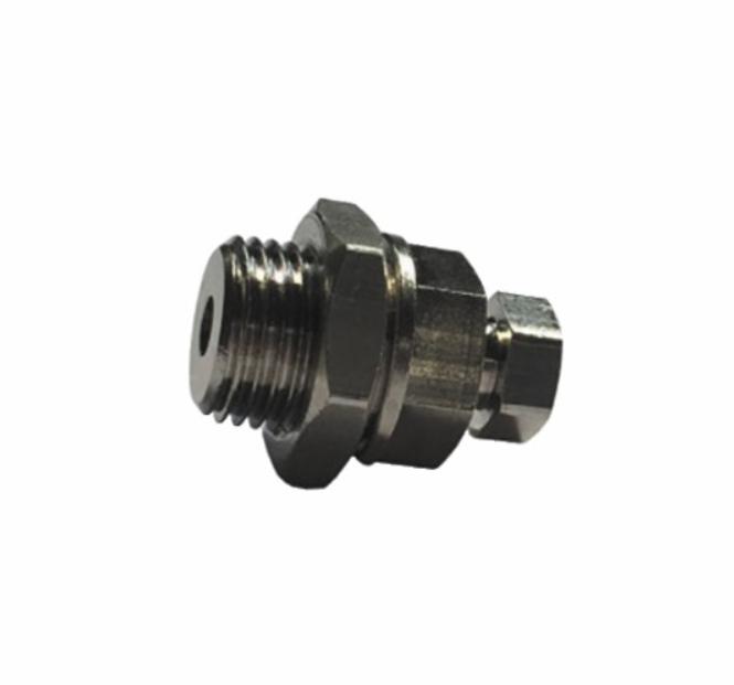 Écrou a compression pour fixation de bulbe 3mm