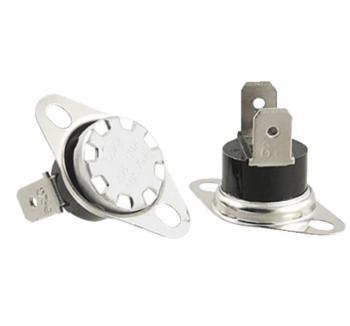 Thermostat bimétallique à bride 100°C