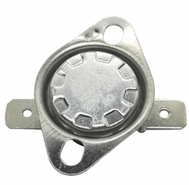 Thermostat bimétallique à bride 135°C