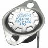 Thermostat bimétallique à bride 160°C