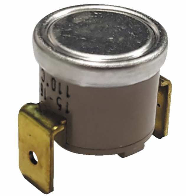 Thermostat bimétallique 110°C