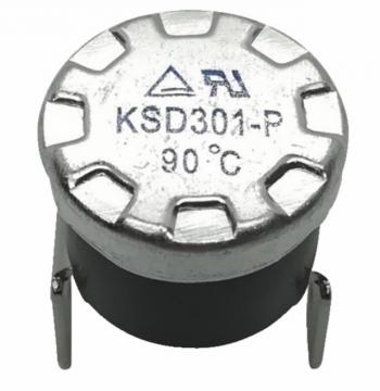 Thermostat bimétallique 128°C