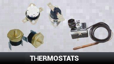 Thermostat, klixon poêle à granulé