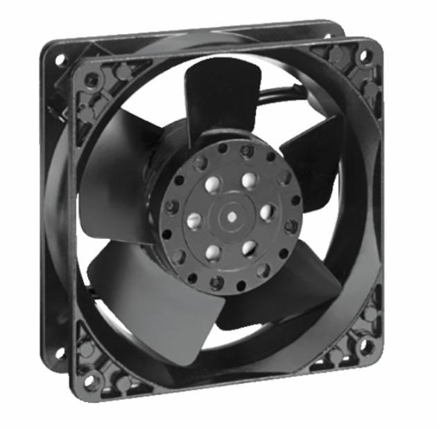 Ventilateur axial 19W pale métallique