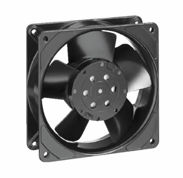 Ventilateur axial 13W pale métallique